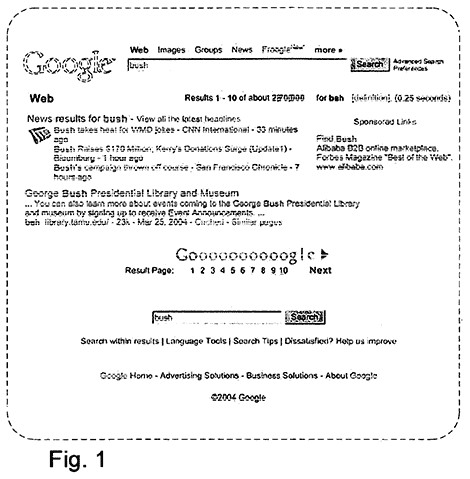Google Design Patent