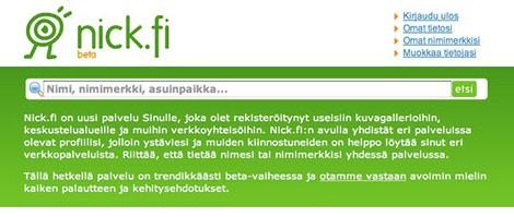 Nick.fi