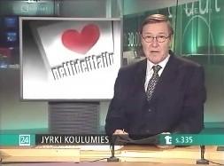 Nettideittailu tv-uutisissa